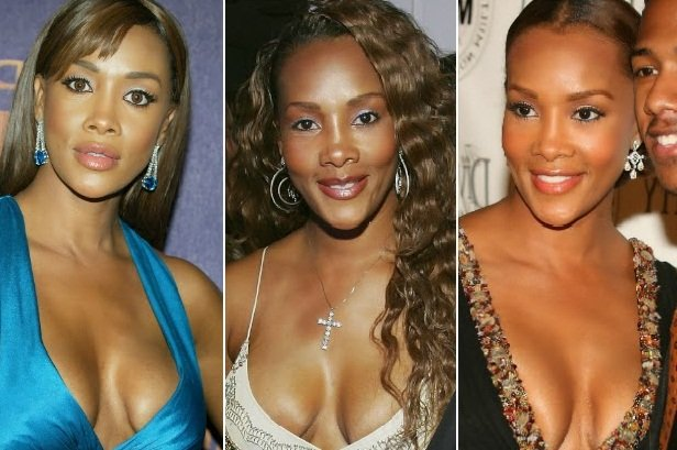 Vivica Fox changes