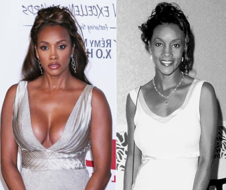 Vivica Fox then and now