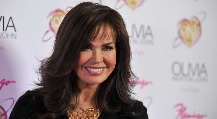 That's how Marie Osmond looks now