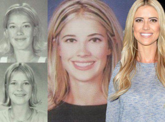 An image of Christina El Moussa