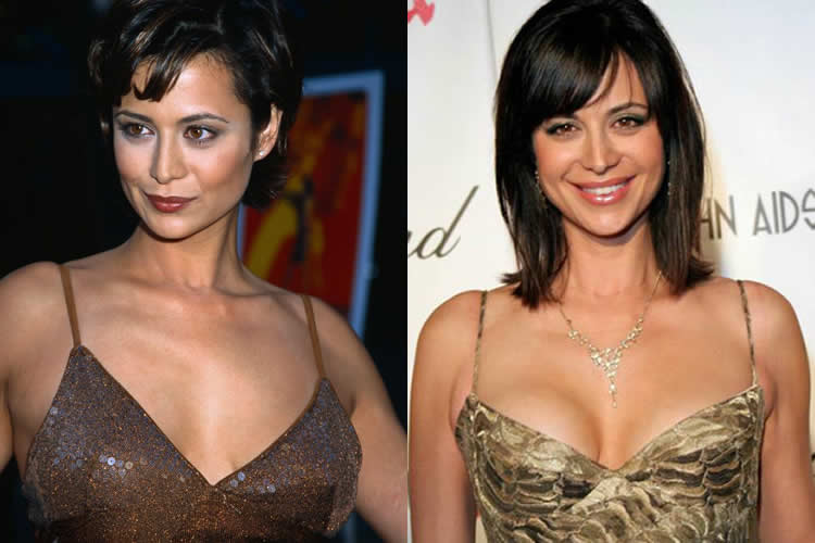 catherine bell before surgery